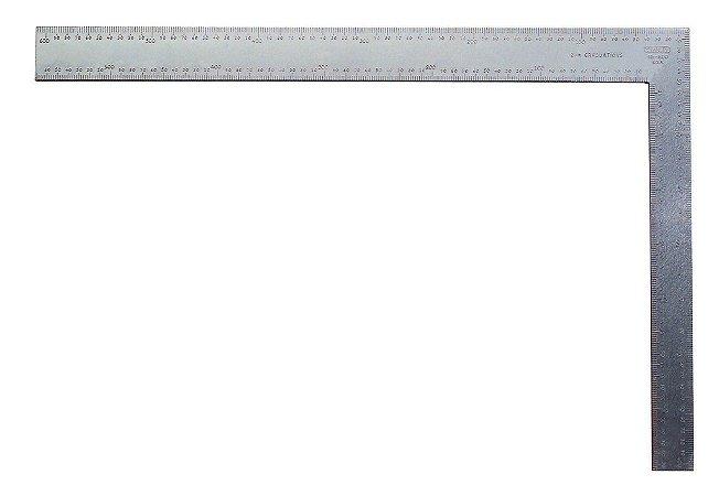 """Esquadro de Metal 61cm 24"""" - Stanlet"""