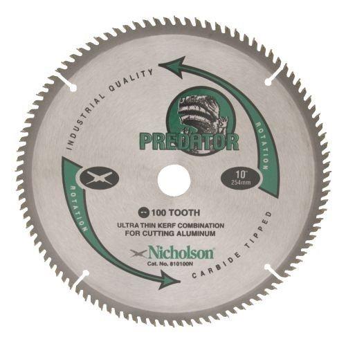 Serra Circular de 7.1/4 x 20mm com 24 dentes - Nicholson