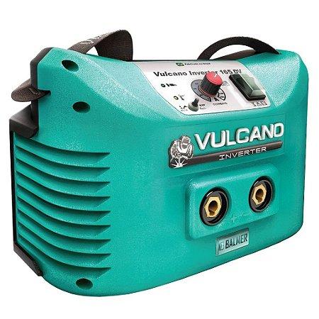 Solda Inversora Tig/eletrodo 160A Bivolt Inverter 165DV - Balmer