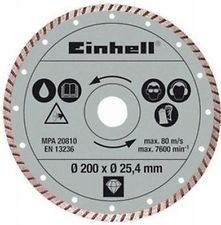 Disco Diamantado de 200mm Turbo - Einhell