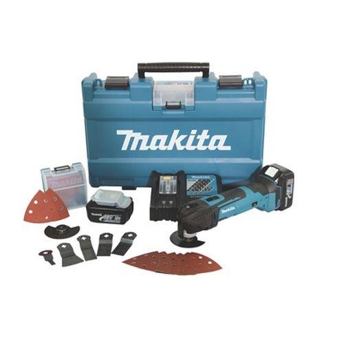 Kit Multicortadora de 18V DTM51RFEX2 127V - Makita