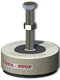 """Amortecedor de Borracha 6000k Standard de 1/2"""" - Vibra-Stop"""