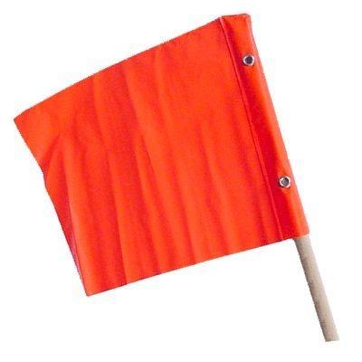 Bandeirola para Sinalização com Cabo - Plastcor