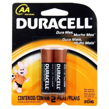 Pilha AA  Alcalina - Duracell