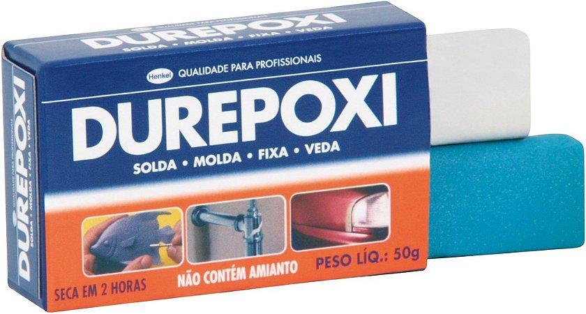 Durepoxi de 50g - Henkel
