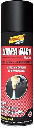 Limpa Bico Injetor Spray 500ml - Mundial