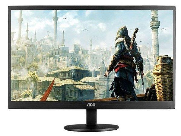 Monitor Led 23 Aoc M2470Swd2 1920 X 1080 Full Hd Widescreen