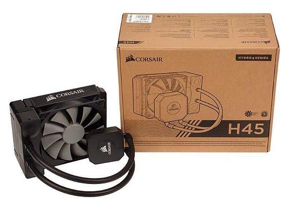 Hydro Cooling Corsair CW-9060028-WW H45 Radiador De 120Mm