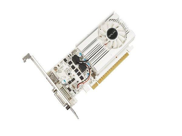 Placa de vídeo nvidia galax gt 1030 2gb ddr4 64bit ex white