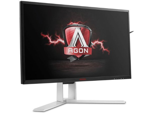 Monitor Gamer Aoc Agon AG271QG 27 Led wide quad HD 2560X1440 165hz g-sync