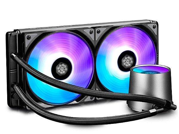 Water cooler Deepcool Castle 280 RGB, DP-GS-H12L-CSL280RGB