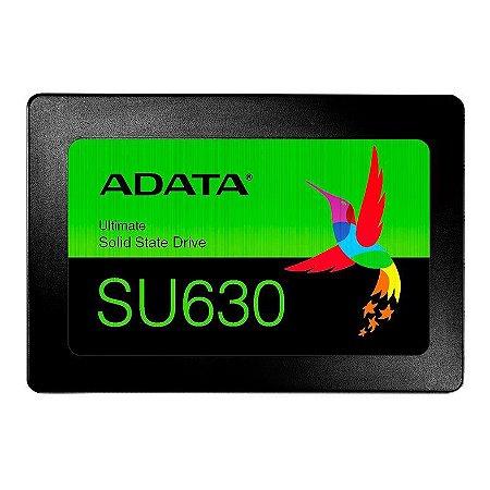 Ssd Adata SU630 240Gb 2,5 Sata III, ASU630SS-240GQ-SSD