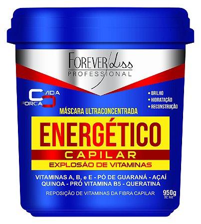 Energético Capilar Máscara Ultra Concentrada FOREVERLISS 950gr