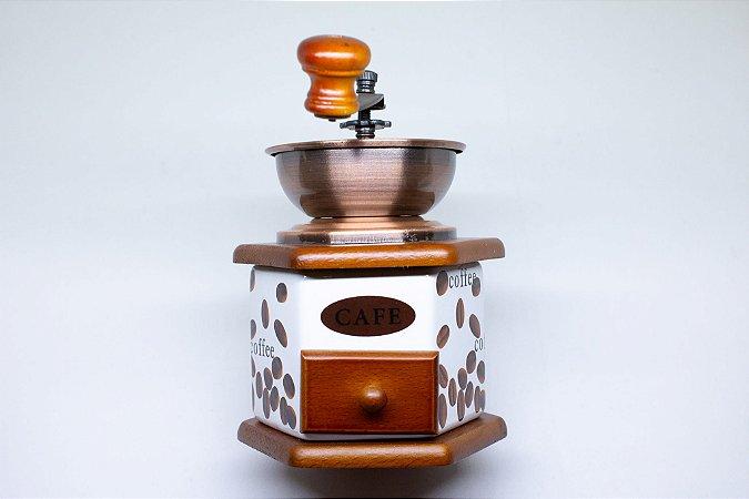 Moedor de café de porcelana M