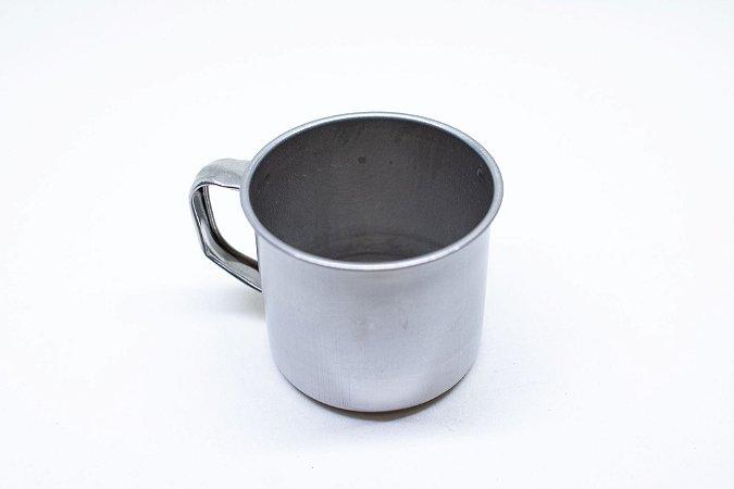 Caneca de aço inox 350ml