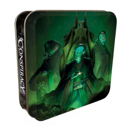 Conspiracy Abyss Universe - Verde