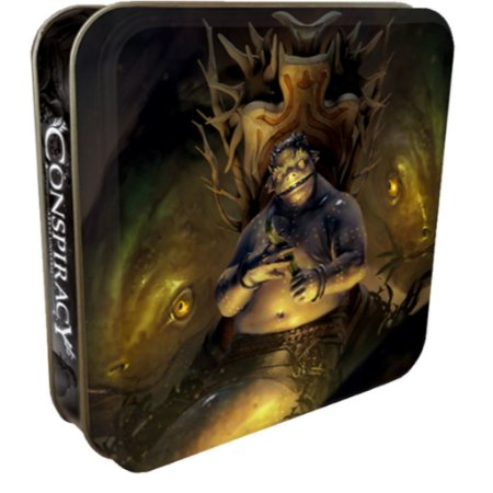 Conspiracy Abyss Universe - Amarelo