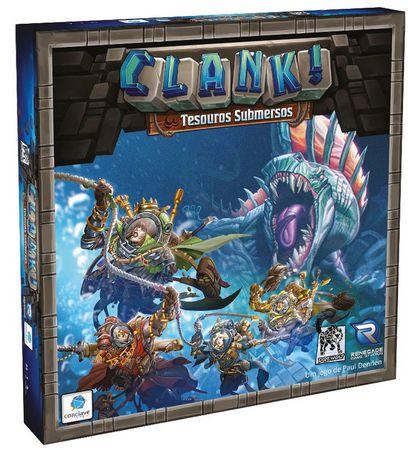 Clank! Tesouros Submersos Expansão