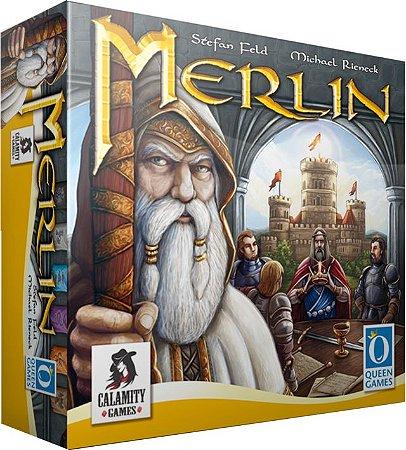 Merlin + Queenie 1