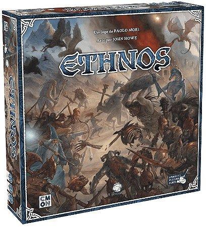 Ethnos + Promos e Sleeves