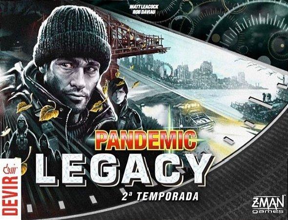Pandemic Legacy 2a Temporada
