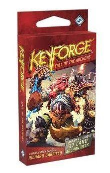 KeyForge O Chamado dos Arcontes Deck
