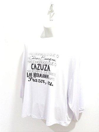 Blusa Mangão Cazuza