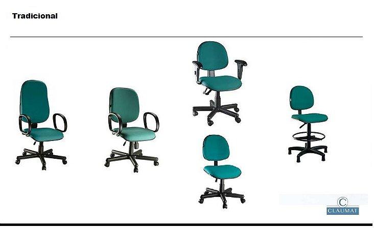 Linha de poltronas e cadeiras tradicionais