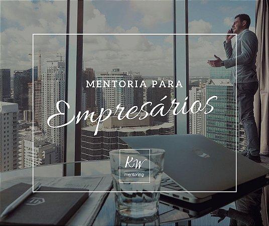 Mentoring para empresários - Modalidade Online
