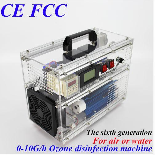 Gerador De Ozônio Profissional Medicinal 10.000mg/h 15L/30L
