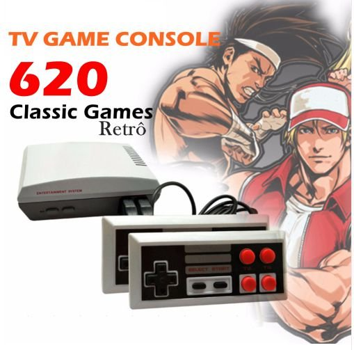 TV Game 620 Jogos Retrô