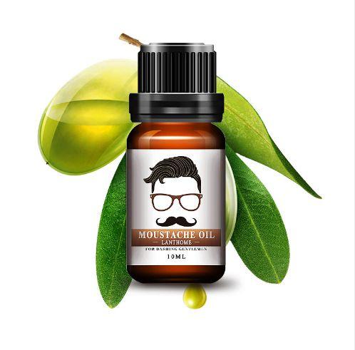 Essência orgânica de crescimento capilar - Barba cheia