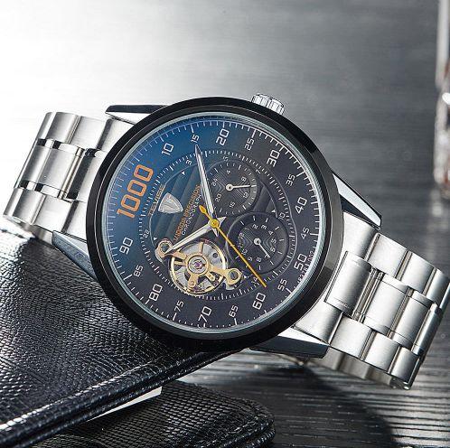 Relógio Automático Tevise 1000