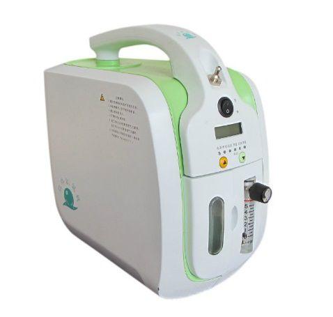 Concentrador de Oxigênio Portátil - Mini Gerador de Oxigênio 5L