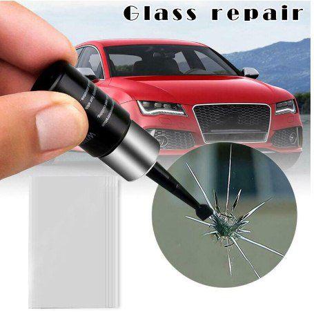 Fluído Reparador de vidro automotivo