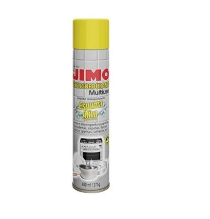 Spray Desengordurante Espuma Ativa Multi Uso Limpa tudo