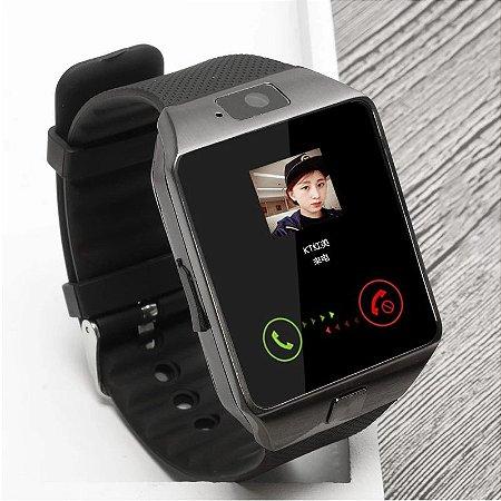 Smart Watch Relógio Inteligente Bluetooth Celular