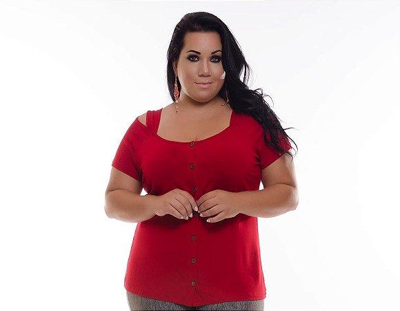 Blusa Plus Size Sofia