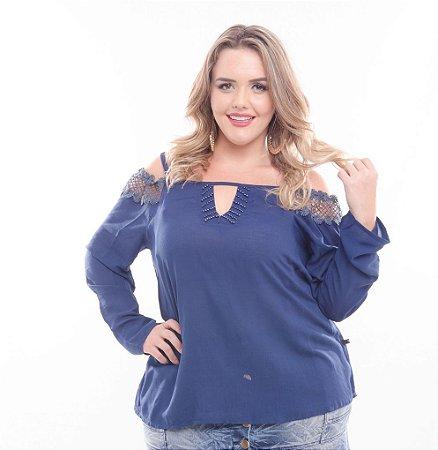 Blusa Plus Size Adele