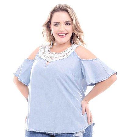 Blusa Plus Size Lara
