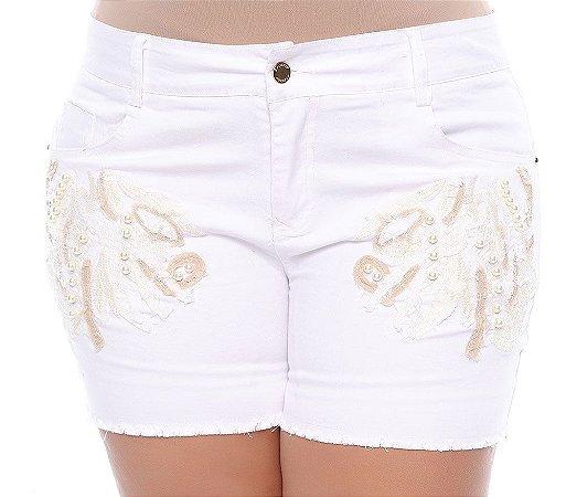 Shorts Plus Size Angélica