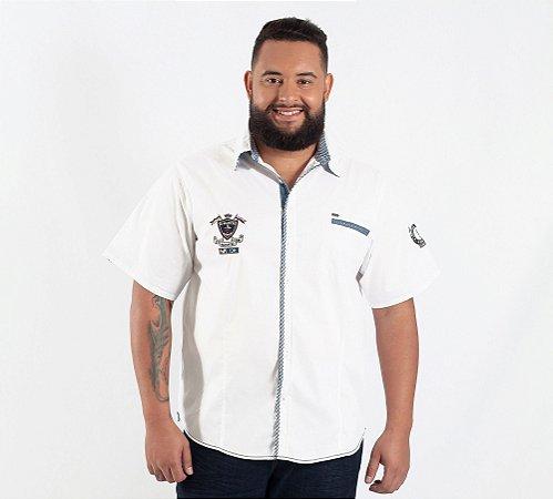 Camisa Esportiva Plus Size Luigi