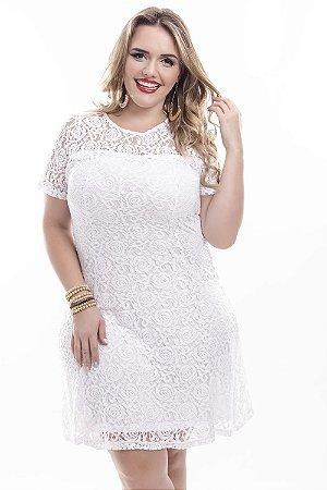 Vestido Plus Size Liz