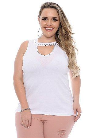 Blusa Plus Size Simone
