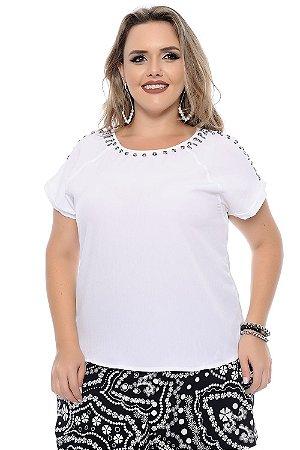 Blusa Plus Size Lize