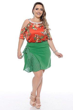 Blusa Plus Size Benícia