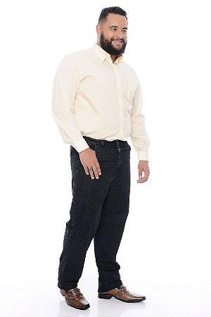 Calça Masculina Plus Size Jeans Wear
