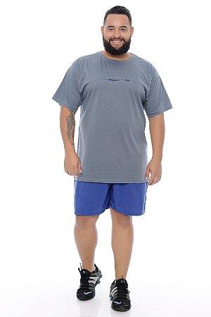 Bermuda Masculina Plus Size Tactel César