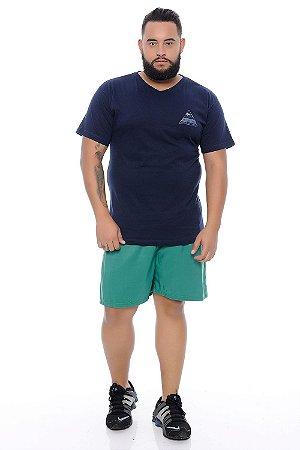 Bermuda Masculina Plus Size Tactel Djalma