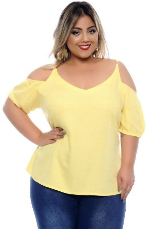Blusa Plus Size Ana Clara